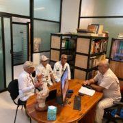En una reunión acuerdan ambiente de respeto entre artesanos, guías de turistas y personal de Chichén Itzá