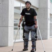 Estudiantes mexicanos crean exoesqueleto para personas sin movilidad en los brazos