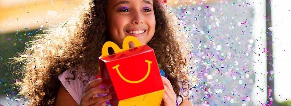 La Cajita Feliz de McDonald's ahora es más saludable para tus hijos