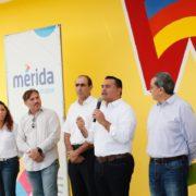Alcalde Renán Barrera redobla esfuerzos para incentivar el uso de energías renovables