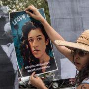 Lesvy Berlín fue asesinada por su novio, concluyen jueces; familia pide pena máxima
