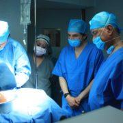 Especialistas del IMSS trasplantan hígado y dos riñones
