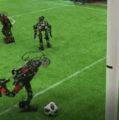 Los robots futbolistas que quieren ganar al campeón del Mundial de 2050