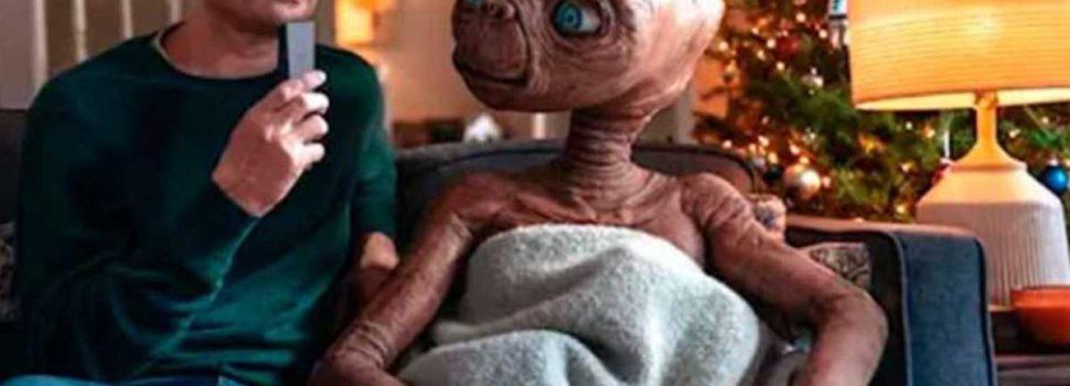 'E.T., el extraterrestre' visita a 'Elliot' 37 años después