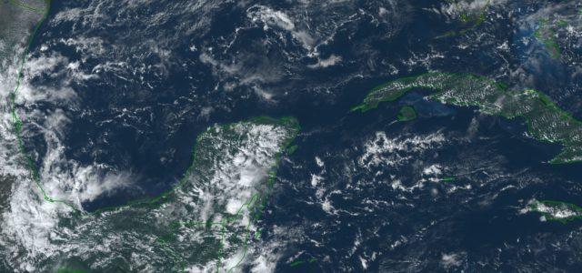 Jueves y viernes con calor para la Península de Yucatán; el sábado ingresará el norte