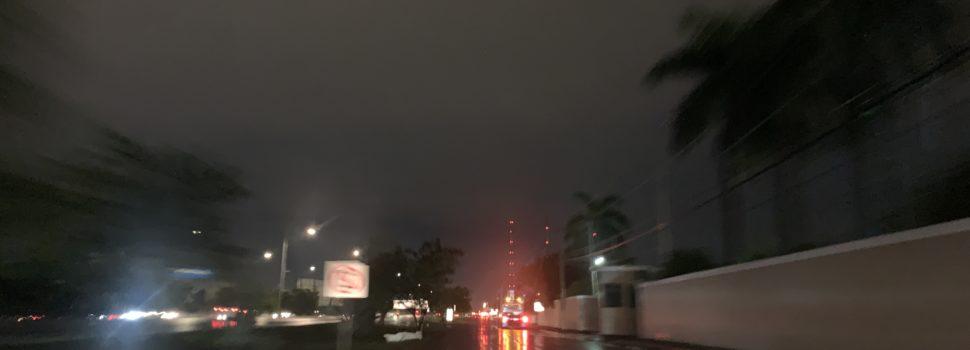 Se accidenta en Periférico convoy de motociclistas Goeras de la SSP; hubo seis heridos