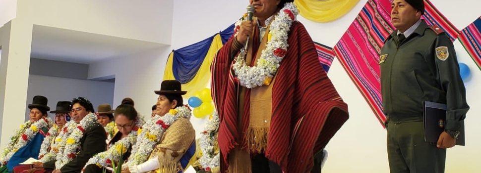 México dará asilo político a Evo Morales por razones humanitarias