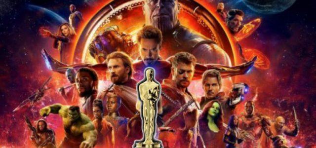 Disney postula a 13 Avengers para ser nominados al Óscar