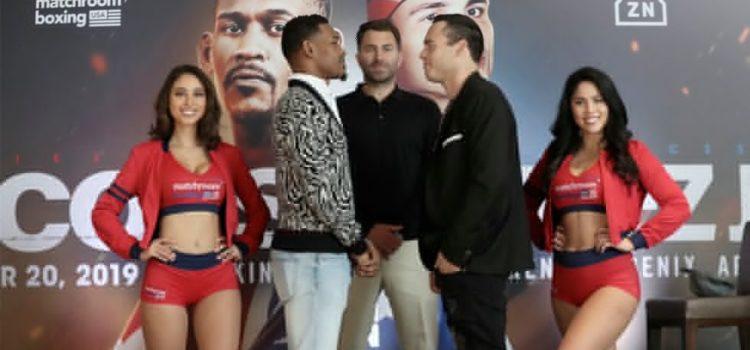 Anuncian pelea entre Julio César Chávez Jr. y Daniel Jacobs