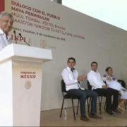 """""""Extraordinario gobernador"""", así describe AMLO a Vila"""