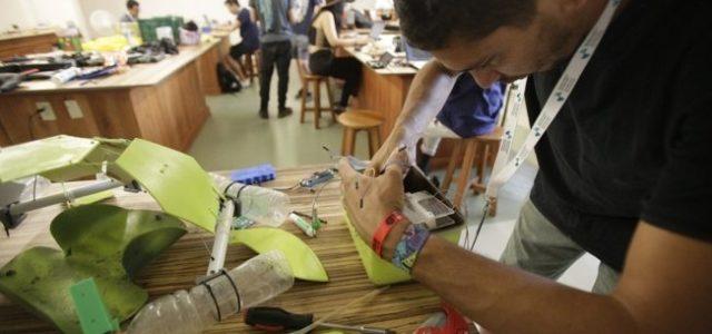 La tortuga-drone que detecta microplásticos en los océanos