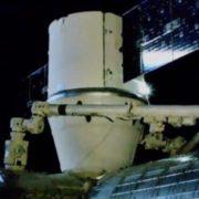 "Nanosatélite Mexicano ""AztechSat-1"" llega exitosamente a la EEI"