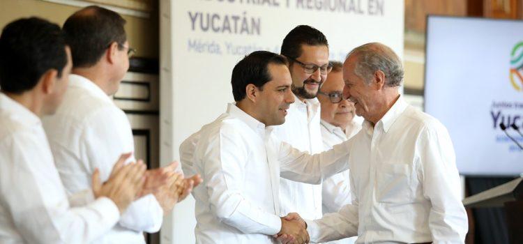 Gobierno del Estado y Nafin ofrecen más opciones de crédito a empresarios yucatecos