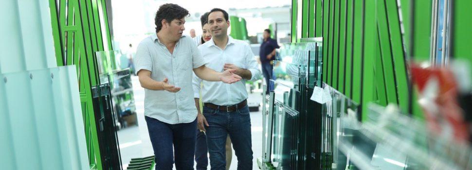 Crece el número de empleos en la industria Manufacturera, Maquiladora y de Servicios de Exportación en Yucatán