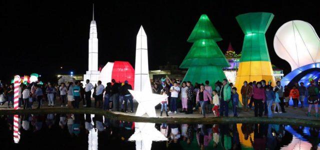 """Abre sus puertas """"Mérida: Ciudad Mágica"""", recorrido de música, luces y diversión para toda la familia"""