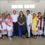 Inauguran la Expo Comercio Navideña Tekax 2019