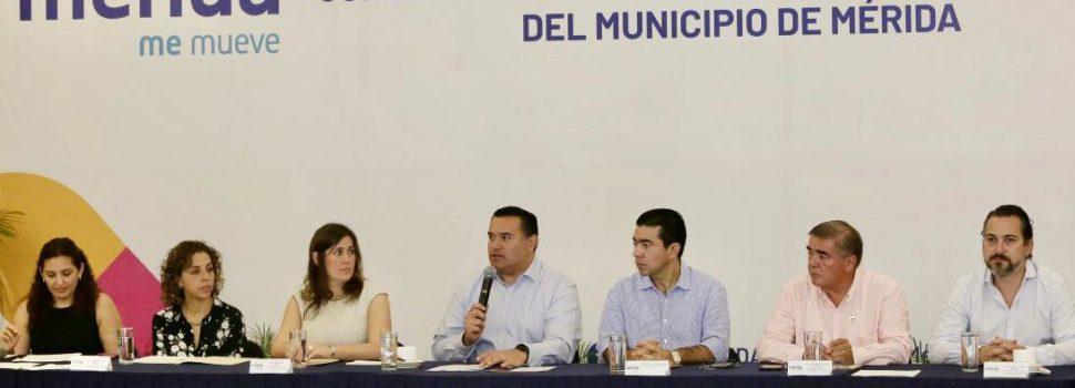 Con apoyo de la Unión Europea, Mérida avanza contra el cambio climático