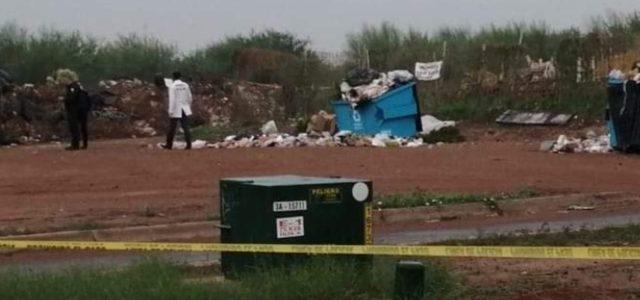 En Sonora, hallan cuerpo de bebé abandonado en basurero