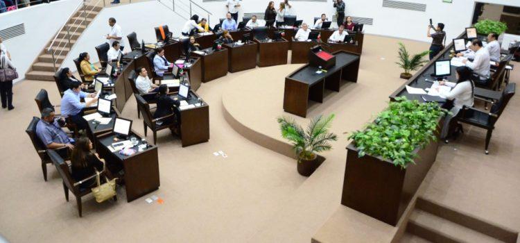 LXII Legislatura avala Paquetes Fiscales Municipales para 2020