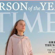 Greta Thunberg es la persona del año para la Revista Time