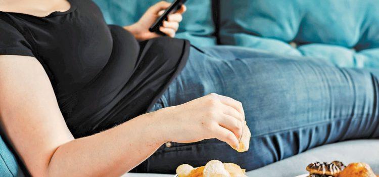 La falta de ejercicio también perjudica nuestras carteras