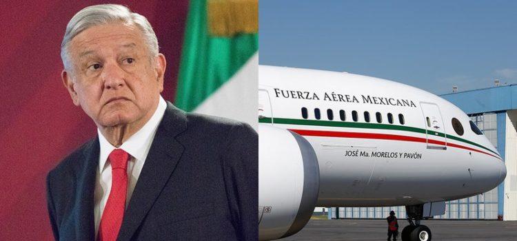 Avión presidencial regresa a México; anuncian subasta de aeronaves para recaudar 2 mil 500 mdp