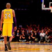 Muere en accidente la leyenda de la NBA, Kobe Bryant