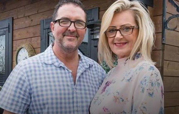 Mujer le construye un bar a su esposo en su casa para pasar más tiempo con él