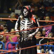 Murió La Parka, leyenda de la lucha libre mexicana