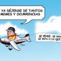 La rifa del avión presidencial