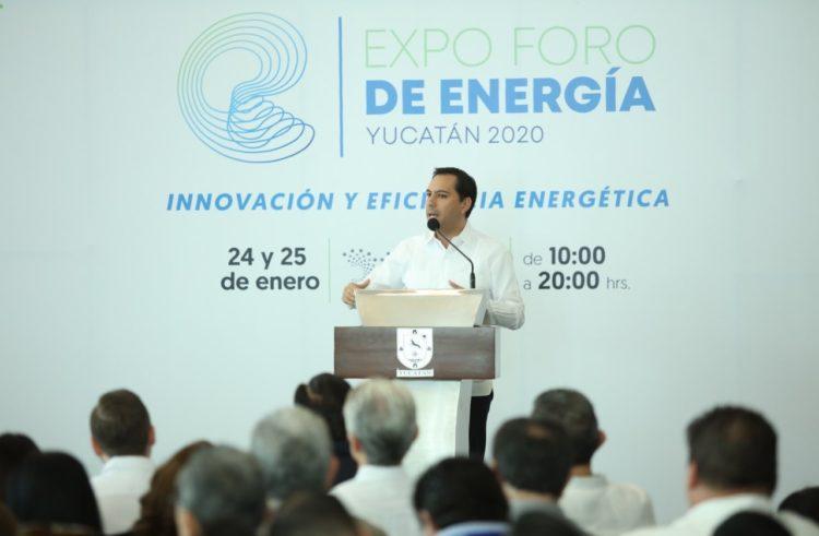 Se concretan la autonomía energética y tarifas de electricidad más bajas y justas para Yucatán