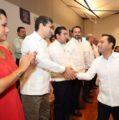 Sector empresarial y sociedad civil respaldan trabajo del Gobernador Mauricio Vila Dosal