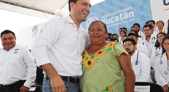 Médico 24/7, un compromiso con la salud de Yucatán