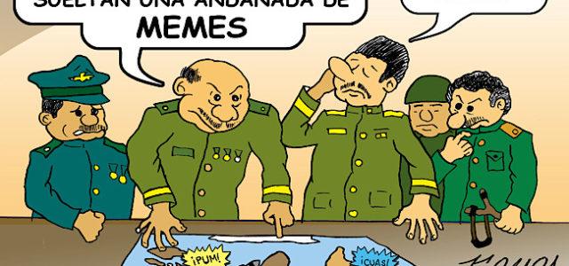 La guerra de memes