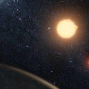 'Un mundo con dos estrellas': un adolescente descubre un inusual planeta