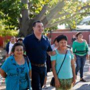 Buenos resultados del combate al rezago en comisarías, afirma el alcalde Renán Barrera