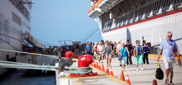 Turismo de cruceros en Yucatán va en aumento