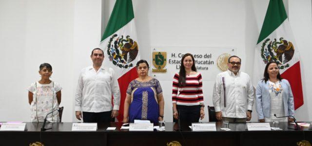 """El Congreso del Estado es sede del Foro 11F """"Mujeres de Ciencia en Yucatán"""""""