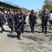 Saldo blanco en Mérida en el operativo de Seguridad Pública y Vial que se dispuso en Ciudad Carnaval