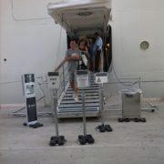 Autorizan desembarco de crucero en Cozumel