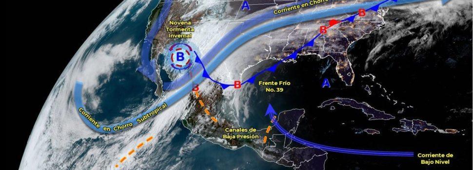 Calor y lloviznas aisladas se esperan para Yucatán, según Conagua