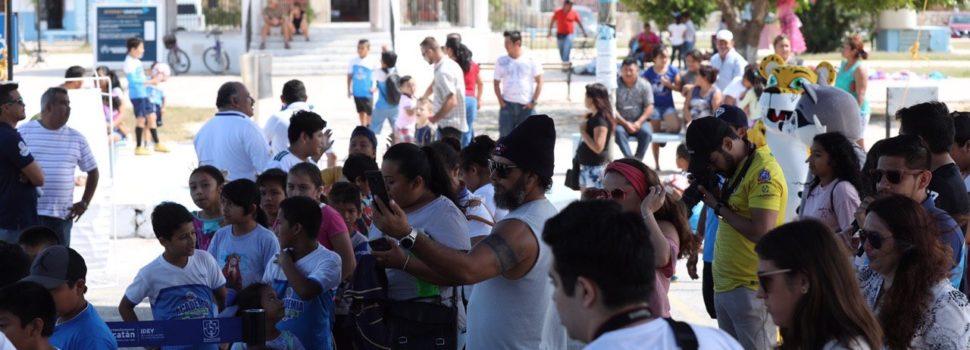 Chelem alberga el segundo fin de semana del Festival de la Veda 2020