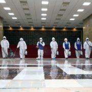 Instituto Nacional de Enfermedades Respiratorias encuentra hospitalizado un caso sospechoso de COVID-19