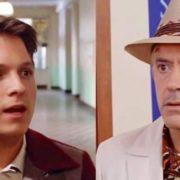 Actores de Iron Man y Spiderman viajan al pasado gracias al 'deepfake' para interpretar 'Regreso al futuro'