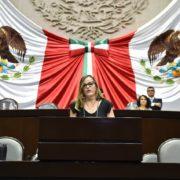 Propone diputada Cecilia Patrón beneficios fiscales para jubilados y pensionados