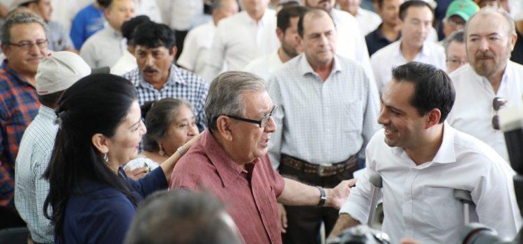 Vamos a escribir un camino más próspero para la ganadería en Yucatán: Vila