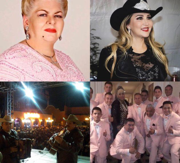 Se cancela el Festival Norteño que incluía el concierto de Paquita la del Barrio y Alicia Villareal en el Carnaval de Mérida