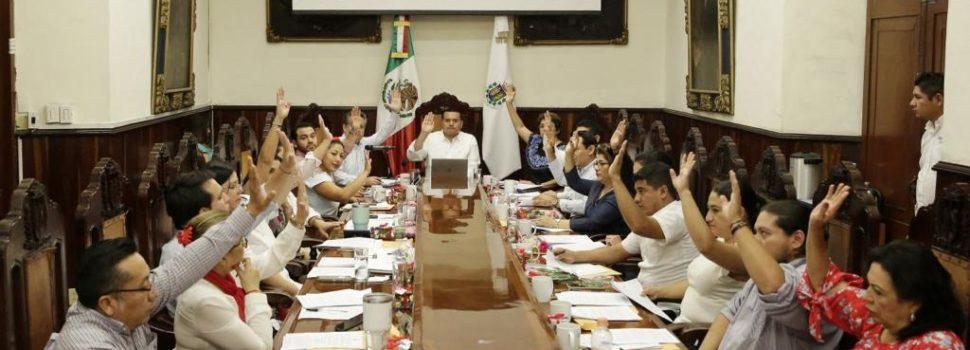 El Ayuntamiento de Mérida aplicará recursos del Fortaseg para preservar la seguridad en el municipio