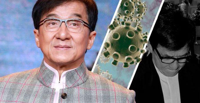 Jackie Chan aclaró cómo se encuentra de salud, presuntamente tenía coronavirus