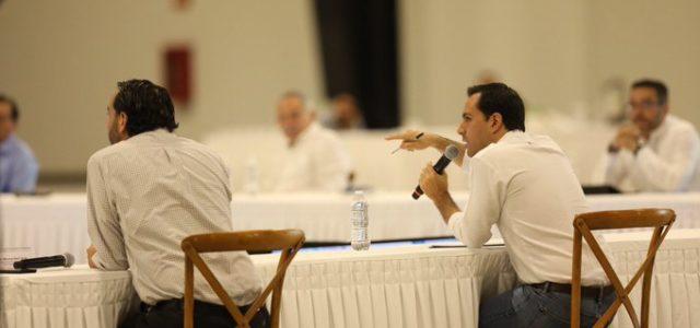 Coordinación entre instituciones de salud, fundamental para proteger a los yucatecos ante contingencia por coronavirus Covid-19: Gobernador Mauricio Vila